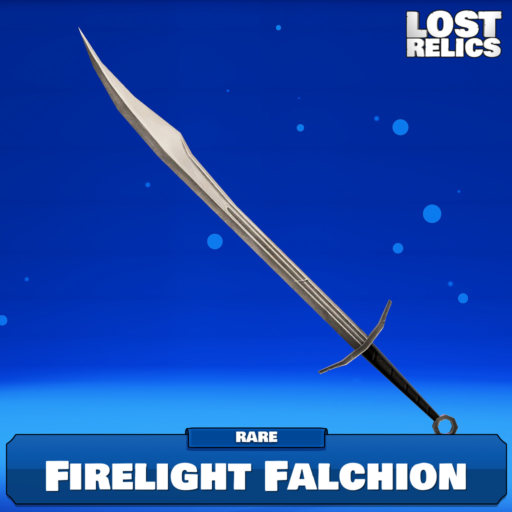 Firelight Falchion Image