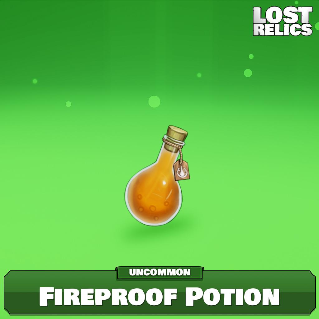 Fireproof Potion Image