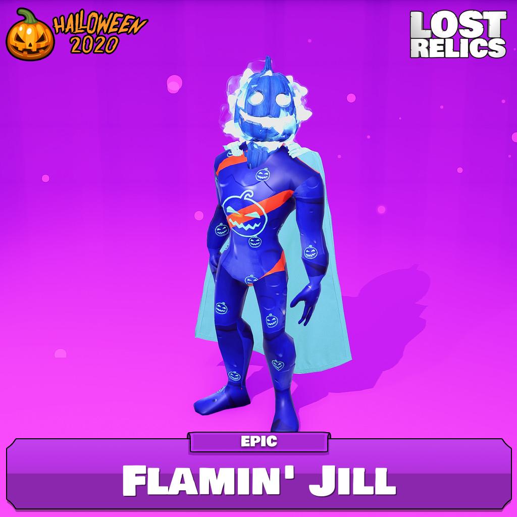Flamin' Jill Image