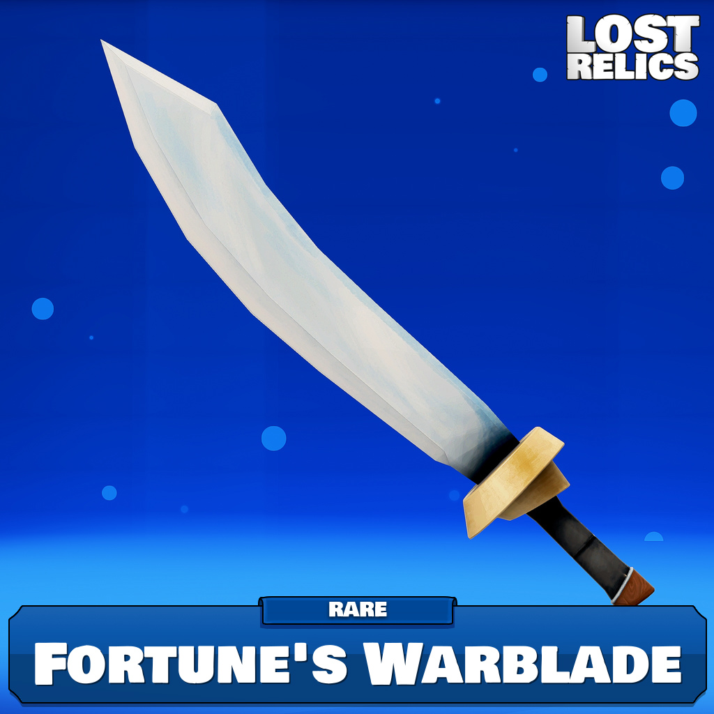 Fortune's Warblade Image