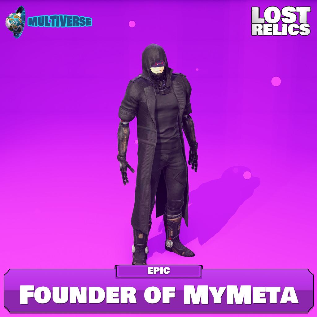 Founder of MyMeta Image