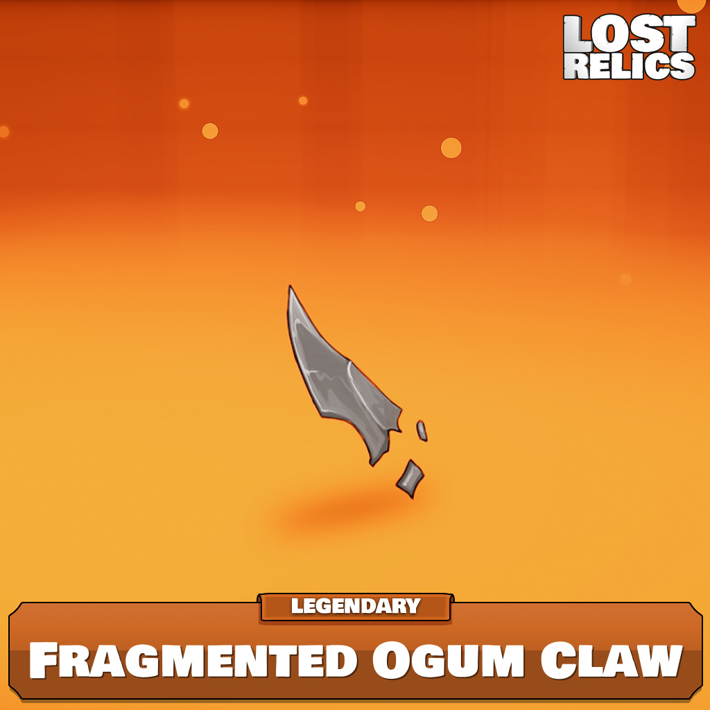 Fragmented Ogum Claw Image