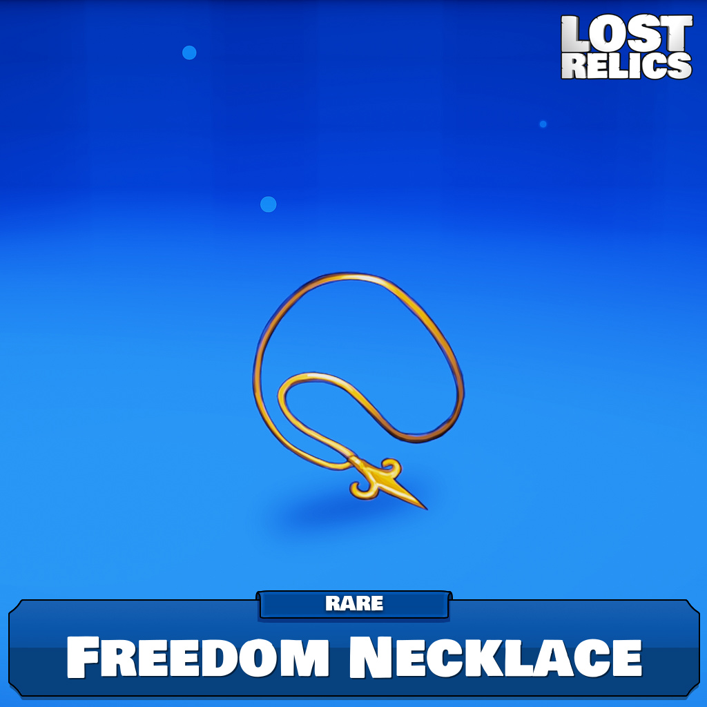 Freedom Necklace Image