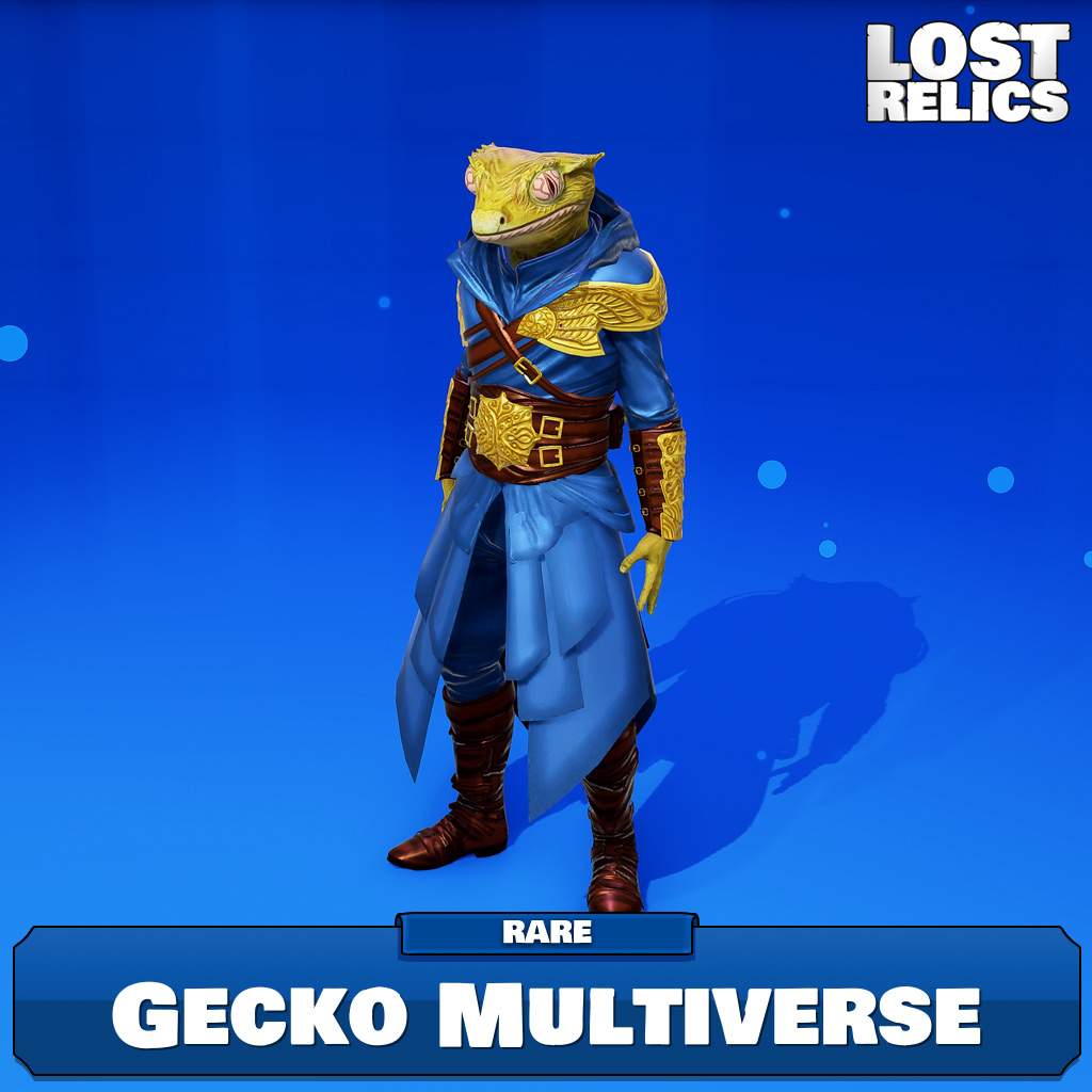 Gecko Multiverse Image