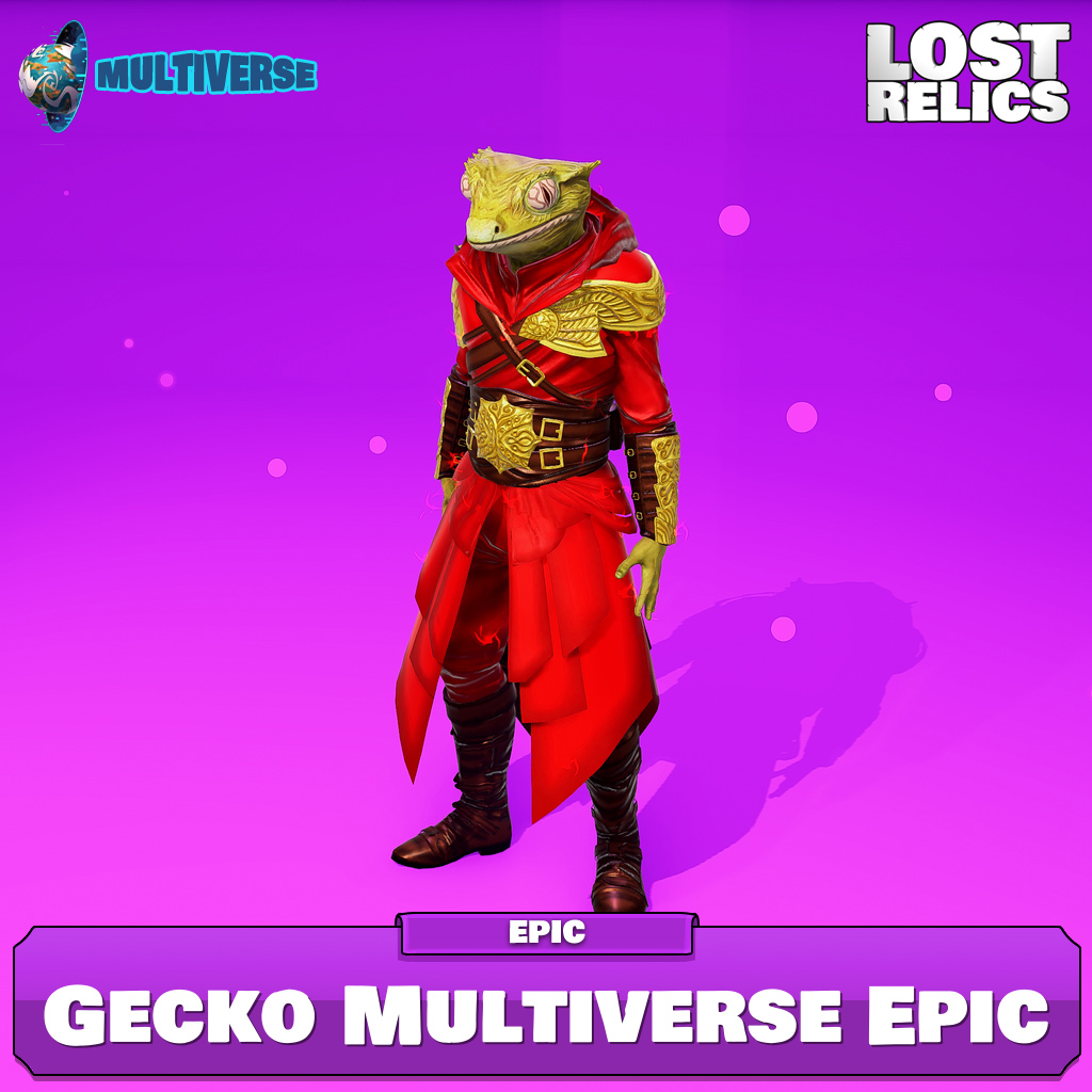 Gecko Multiverse Epic Image