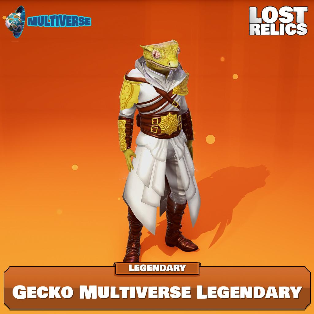 Gecko Multiverse Legendary Image
