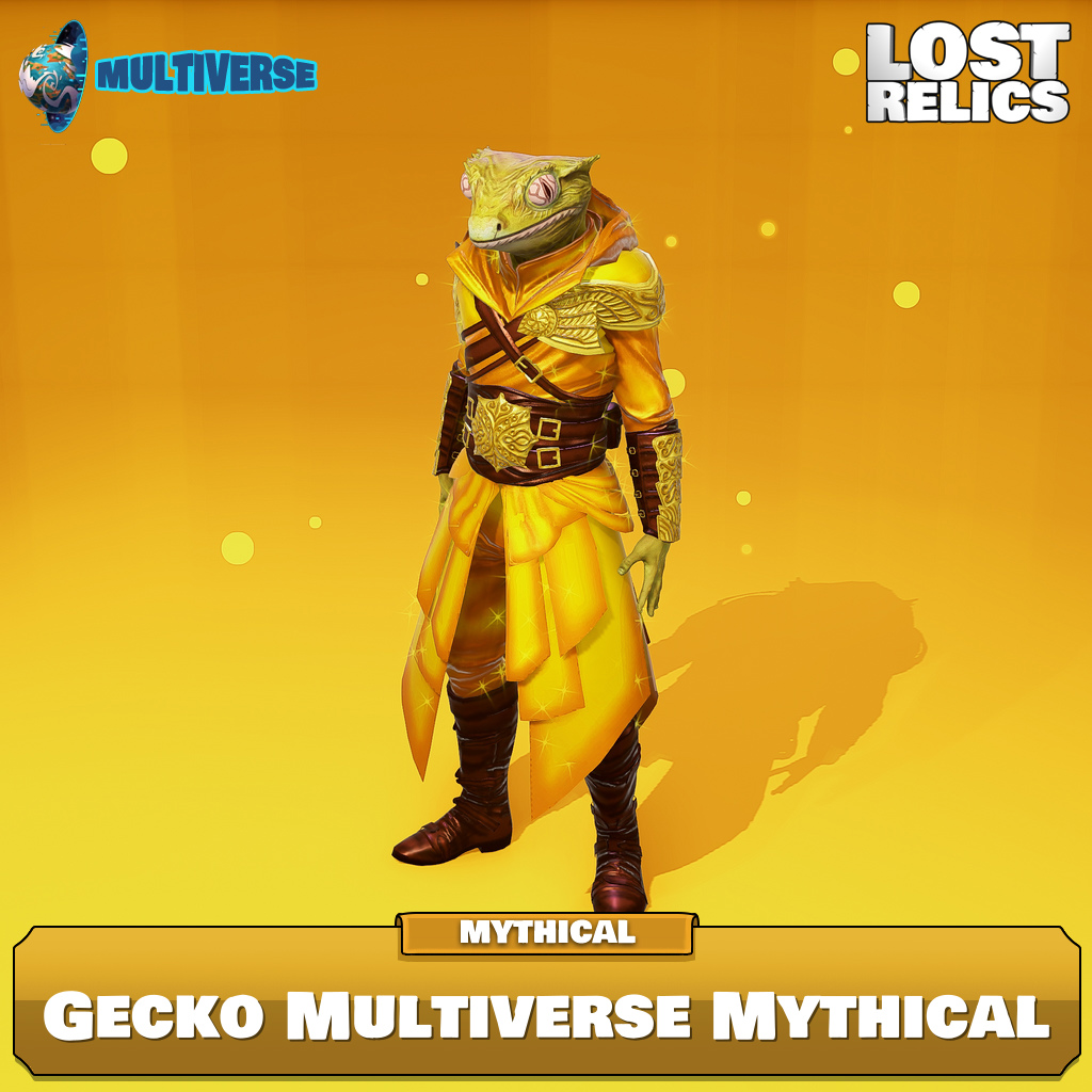Gecko Multiverse Mythical Image