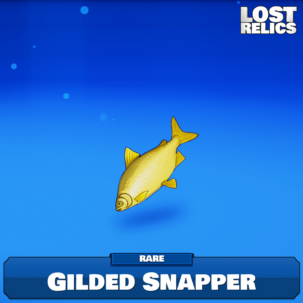 Gilded Snapper Image