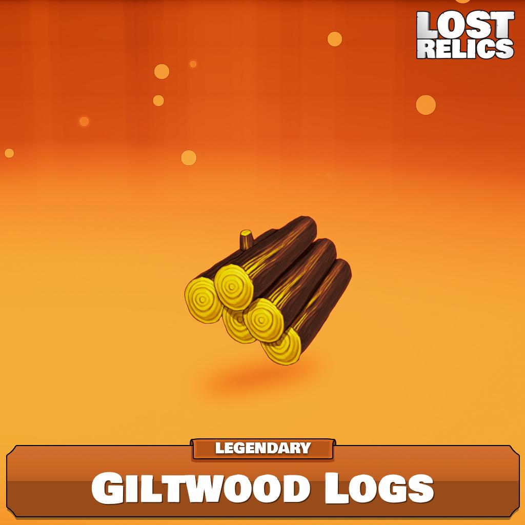 Giltwood Logs Image