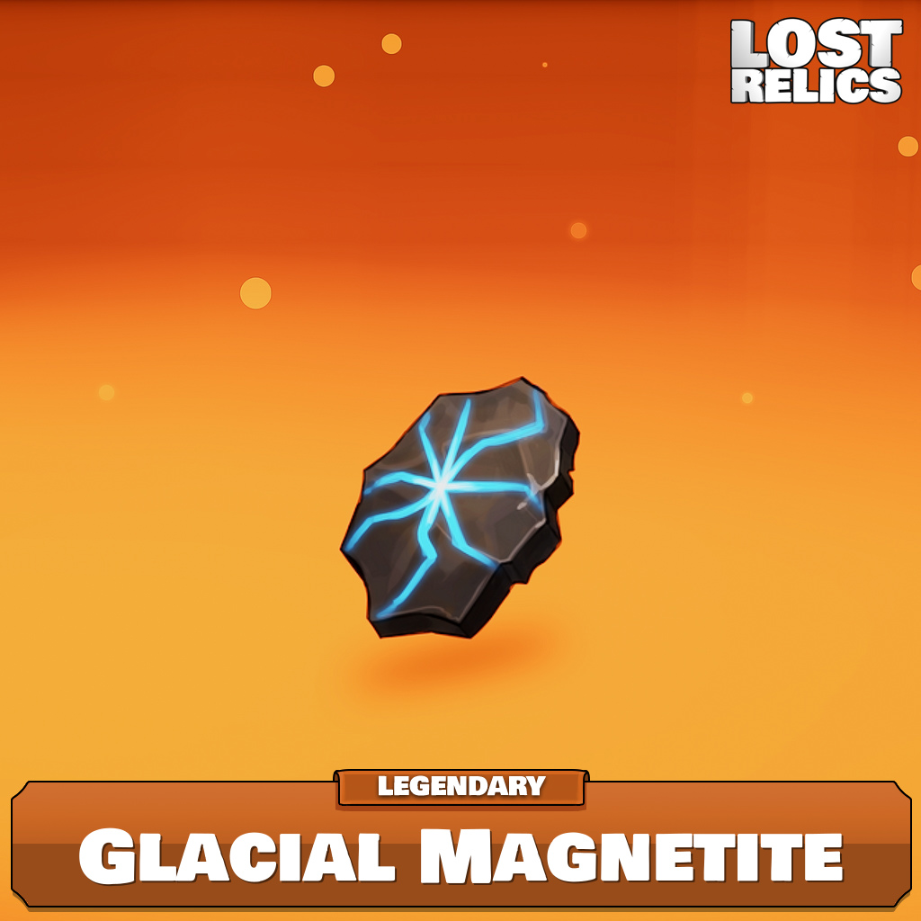 Glacial Magnetite Image