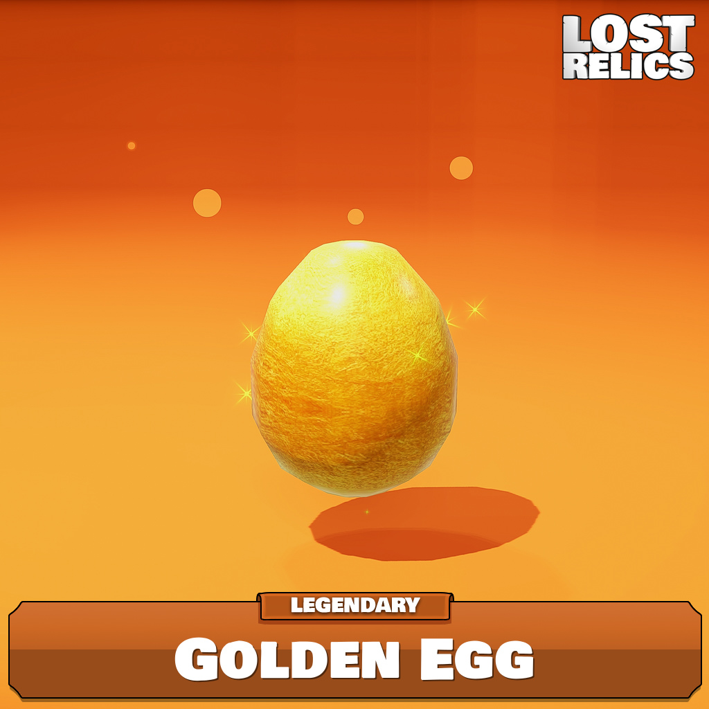 Golden Egg Image