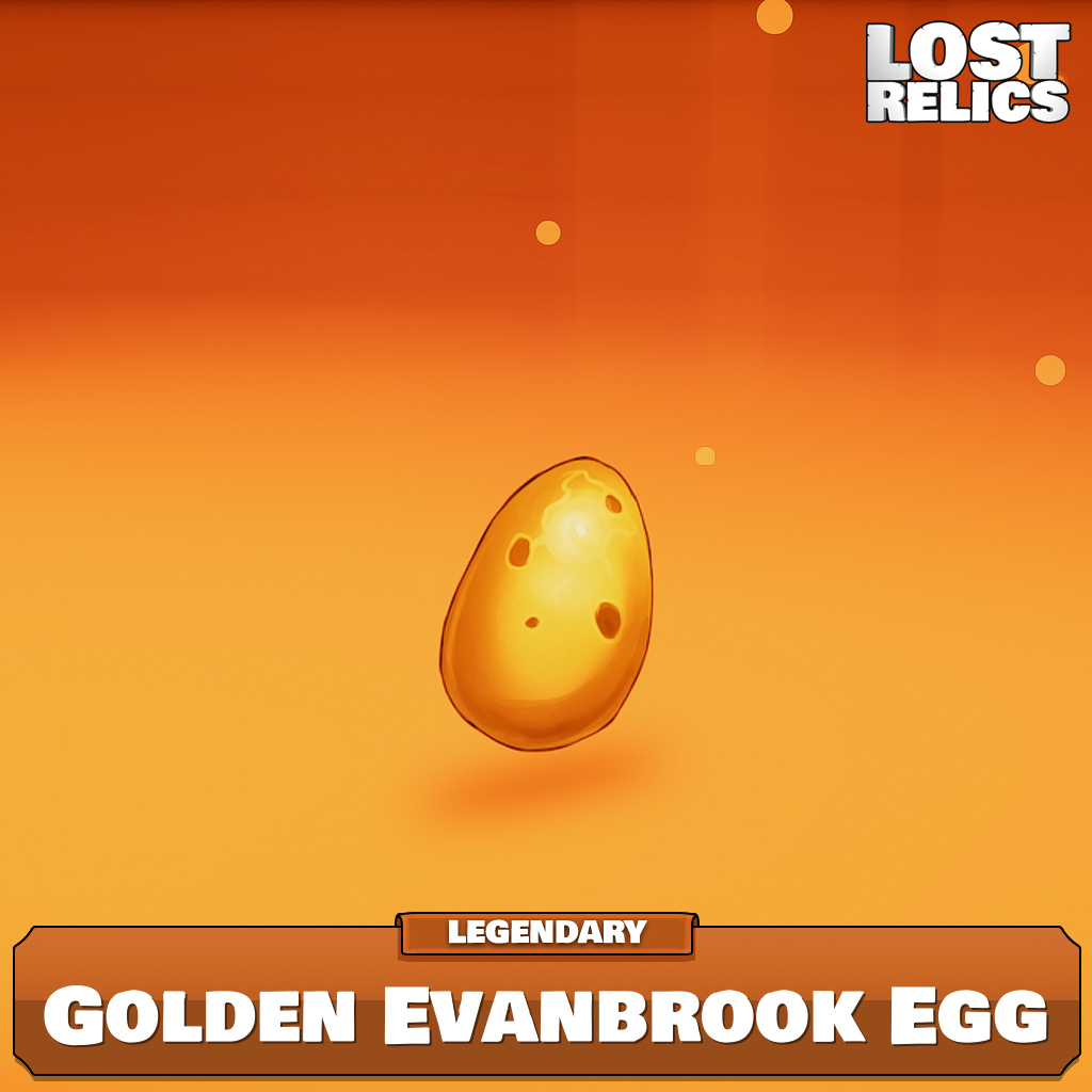 Golden Evanbrook Egg Image