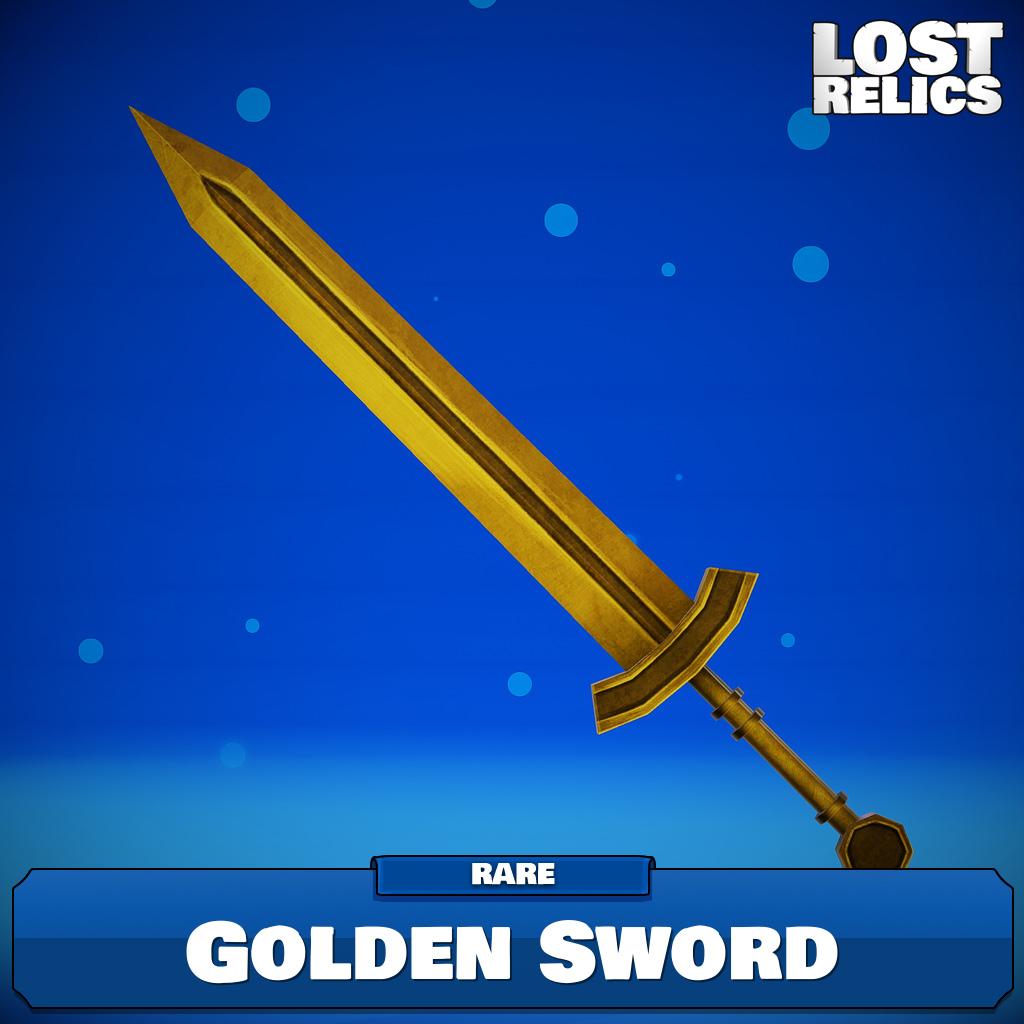 Golden Sword Image