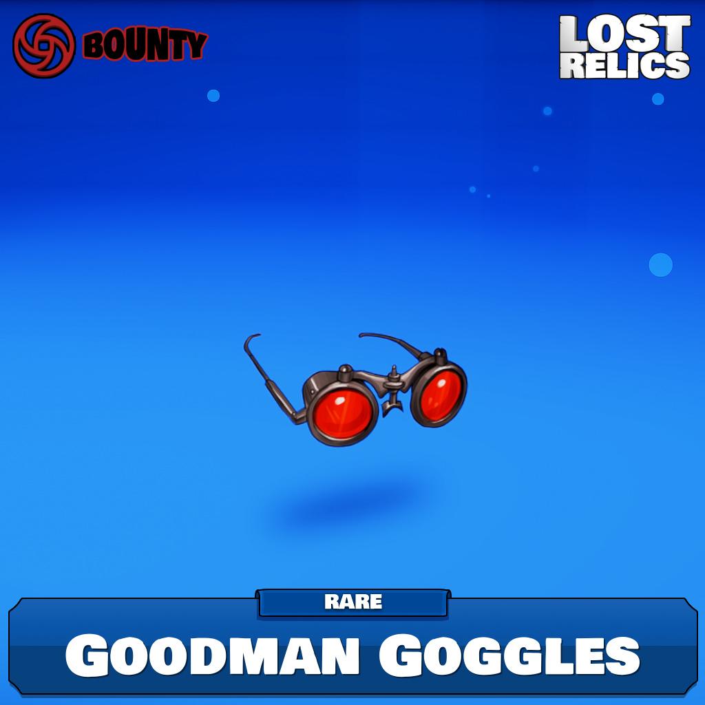 Goodman Goggles Image