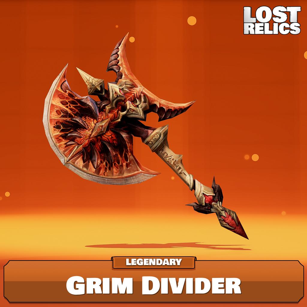Grim Divider Image