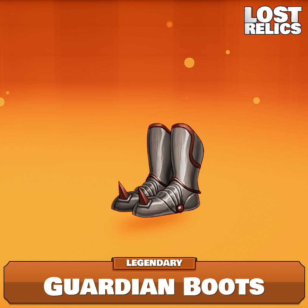 Guardian Boots Image