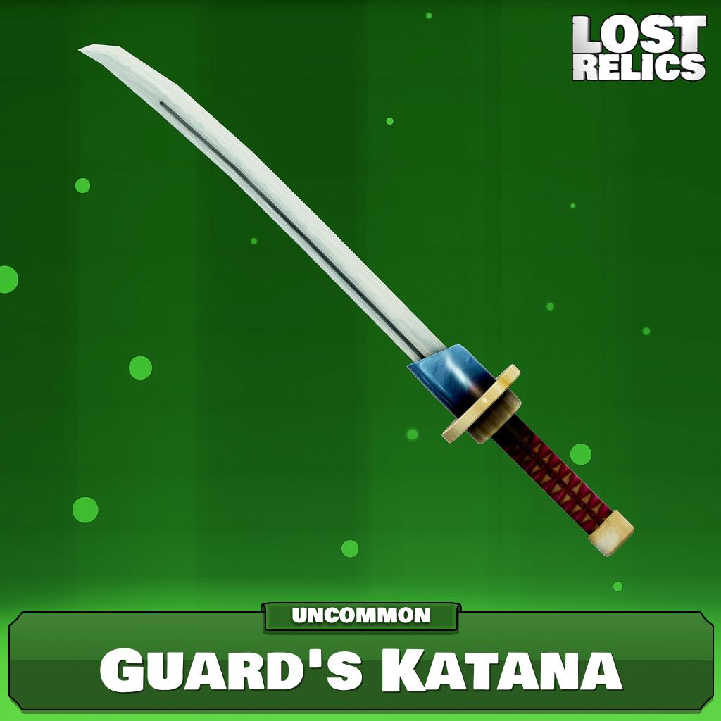 Guard's Katana Image