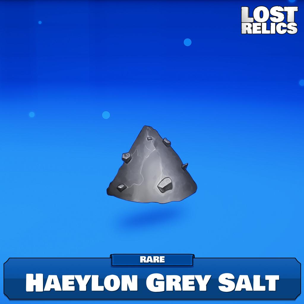 Haeylon Grey Salt Image