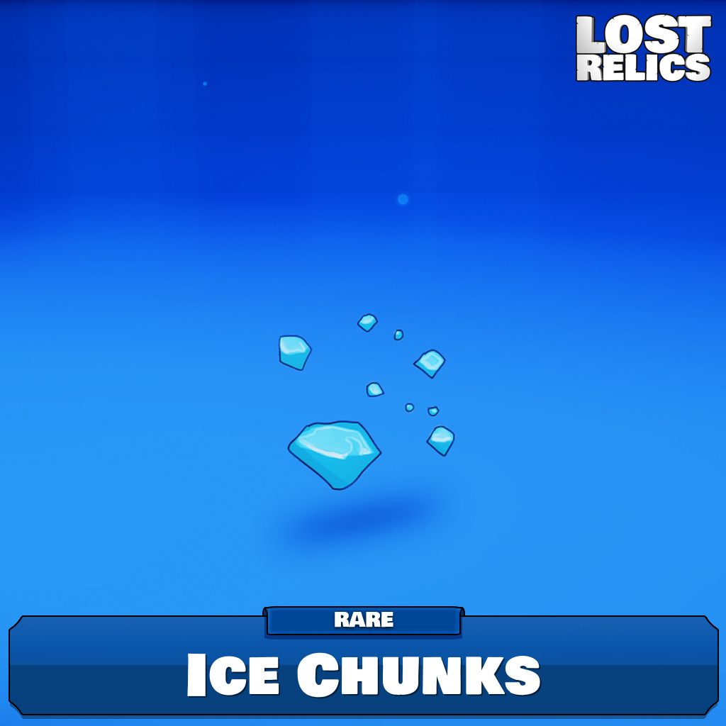 Ice Chunks Image