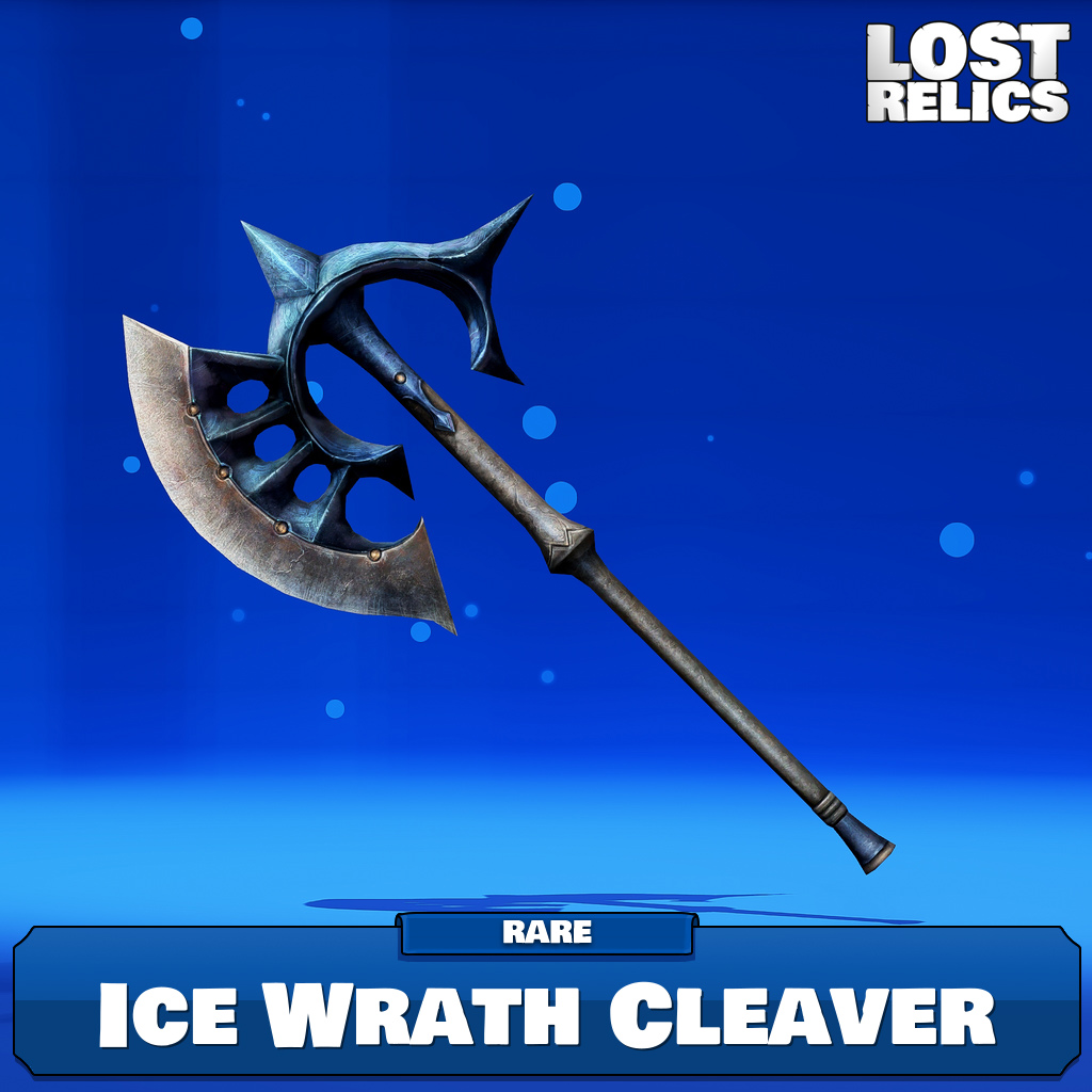 Ice Wrath Cleaver Image