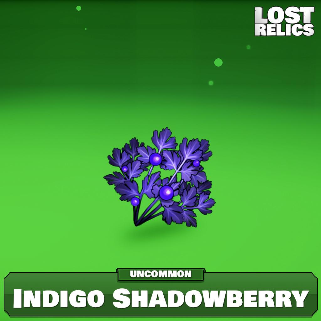 Indigo Shadowberry Image