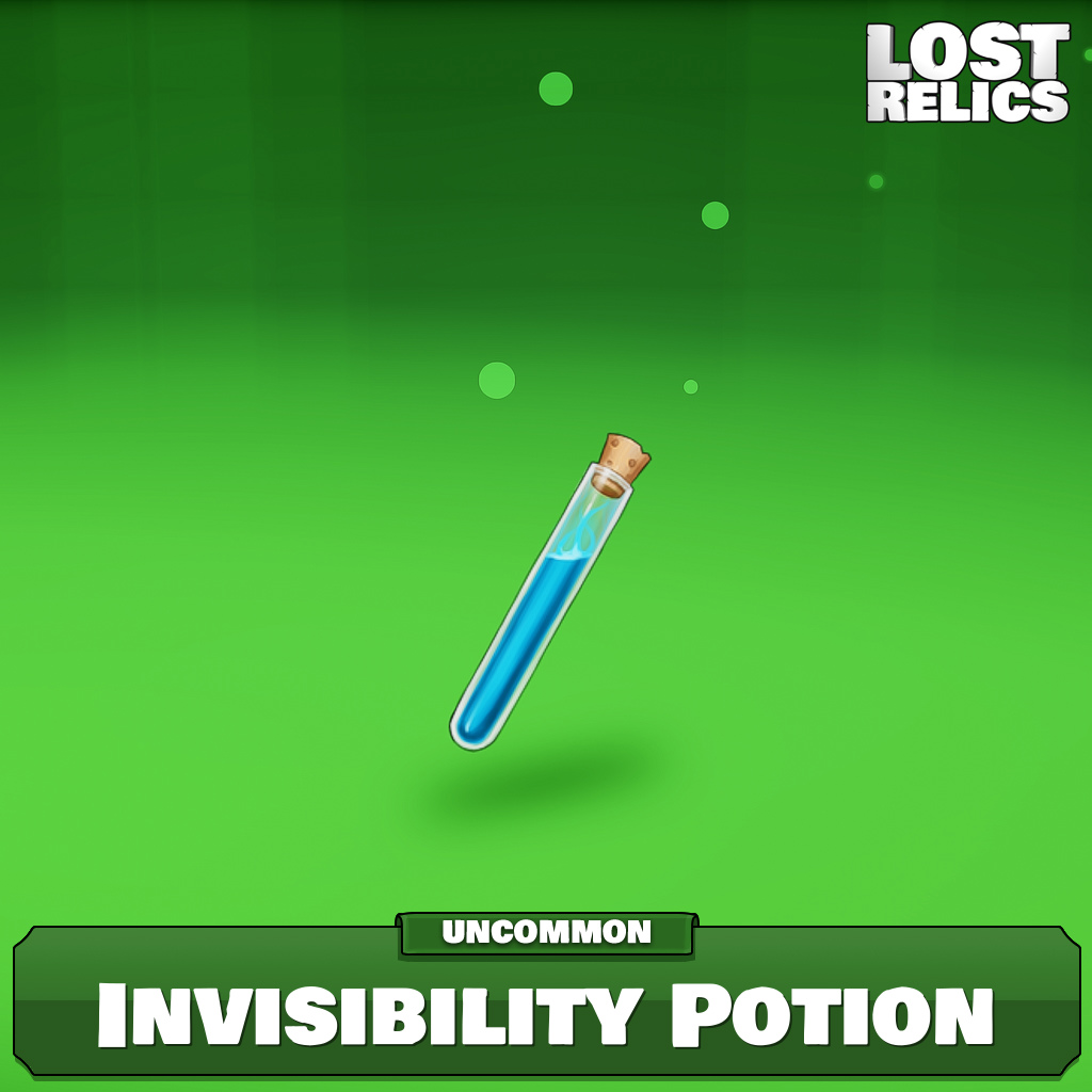 Invisibility Potion Image