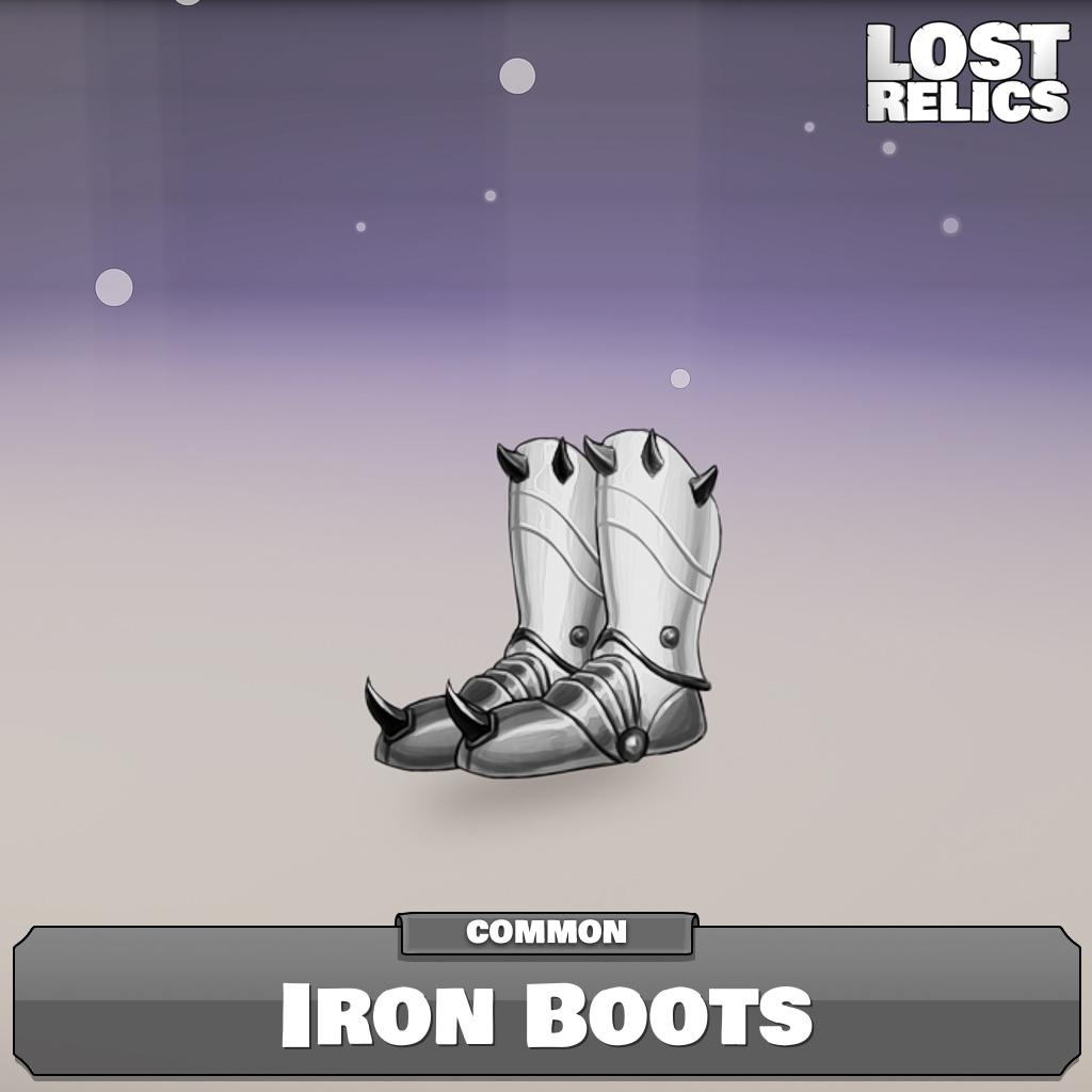 Iron Boots Image
