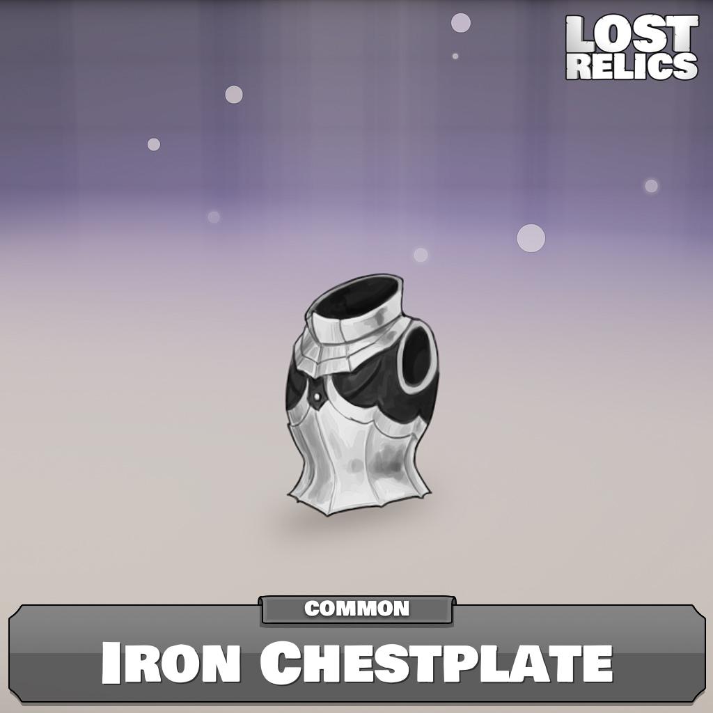 Iron Chestplate Image