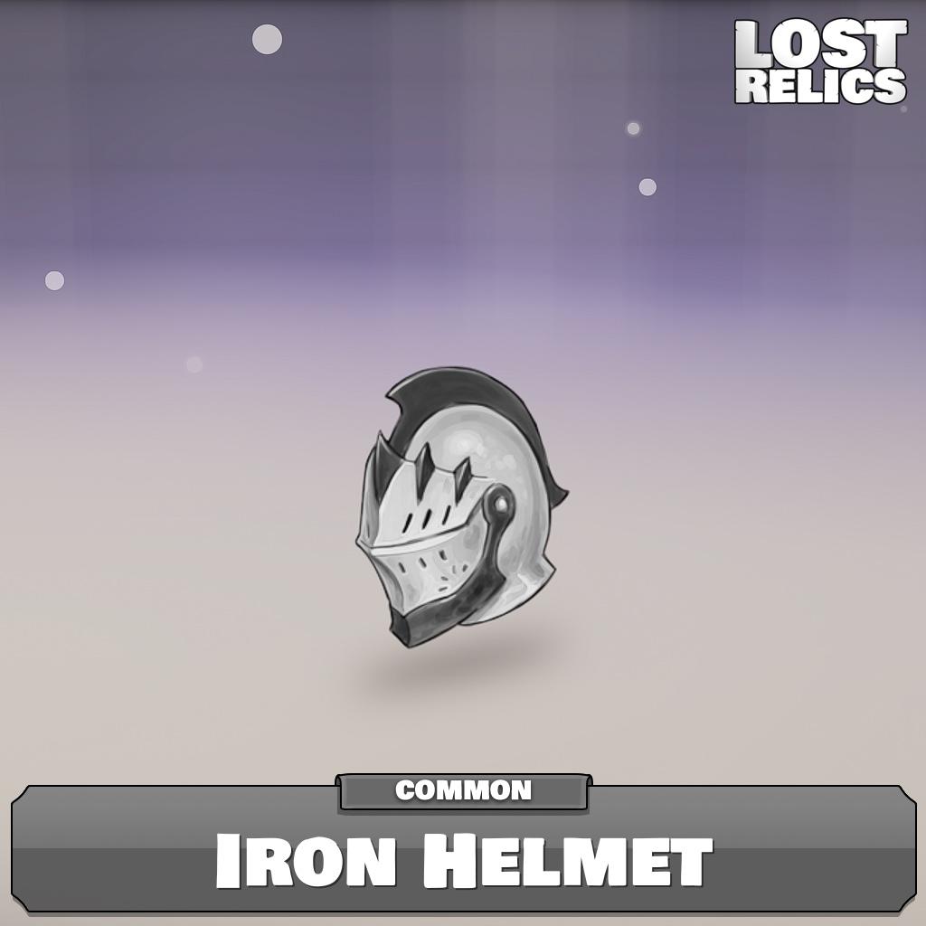 Iron Helmet Image