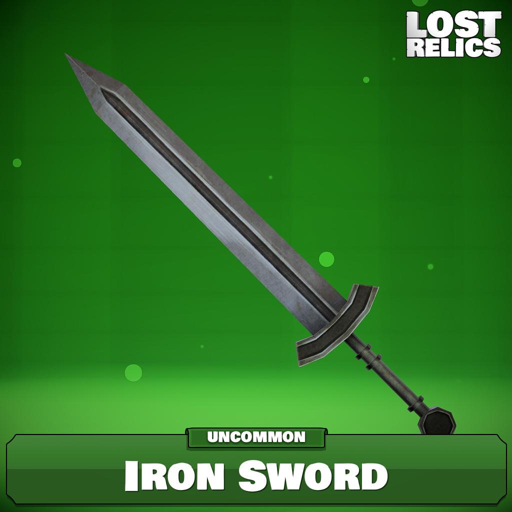 Iron Sword Image