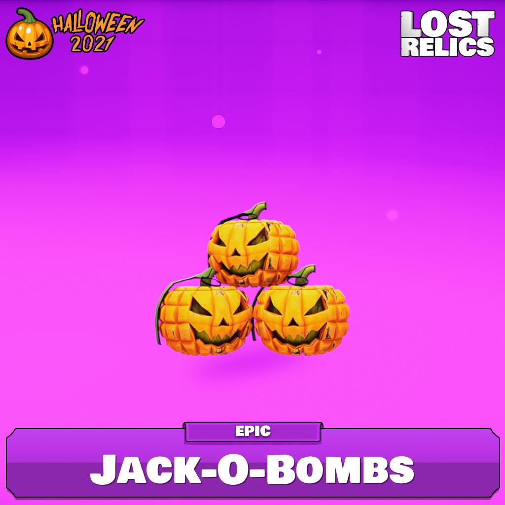 Jack-O-Bombs Image