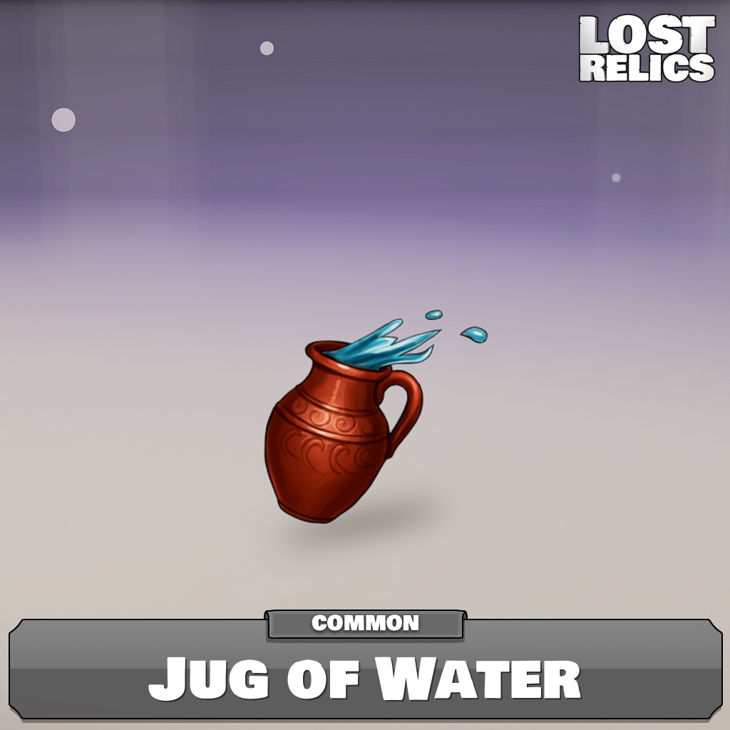 Jug of Water Image