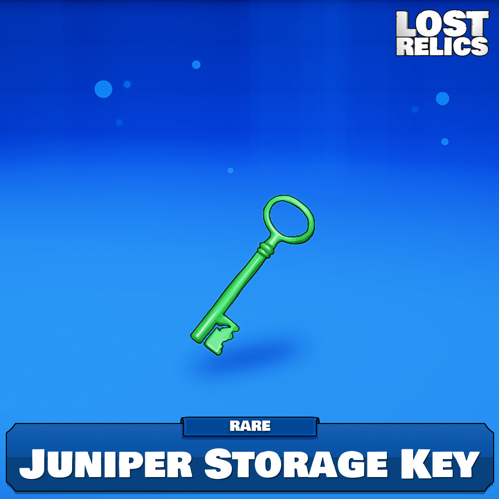 Juniper Storage Key Image