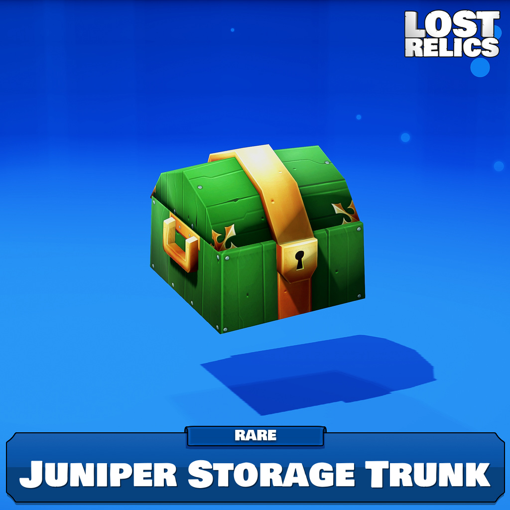 Juniper Storage Trunk Image