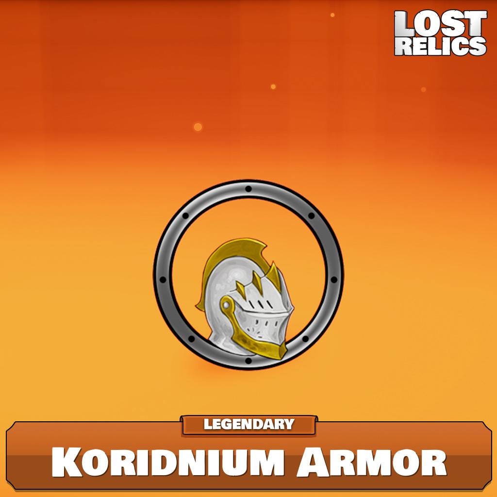 Koridnium Armor Image