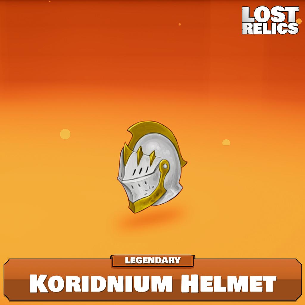 Koridnium Helmet Image