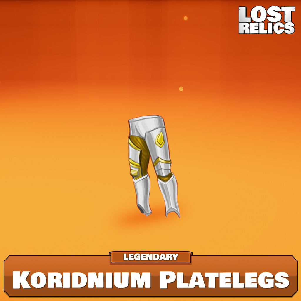 Koridnium Platelegs Image