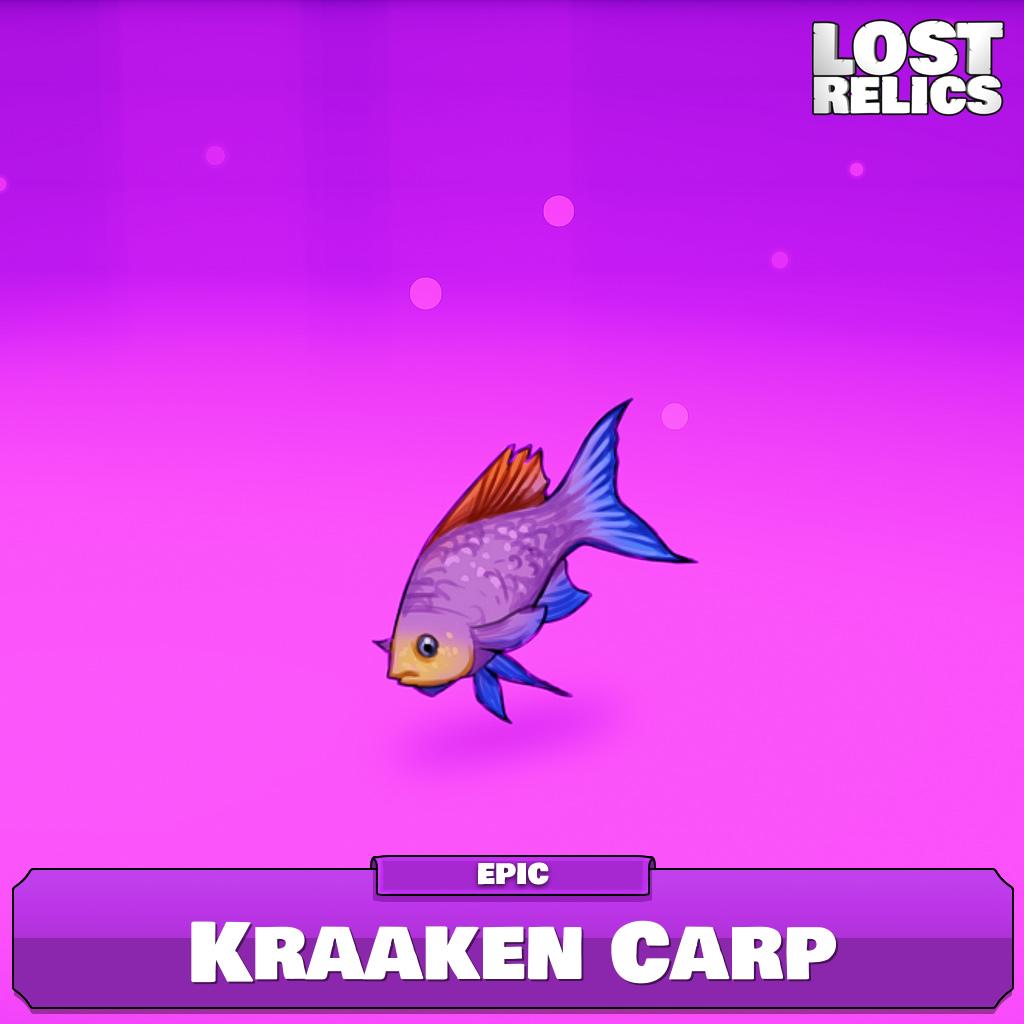 Kraaken Carp Image