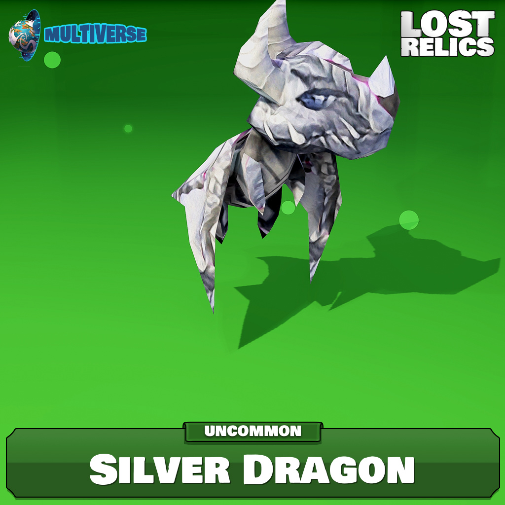Silver Dragon Image
