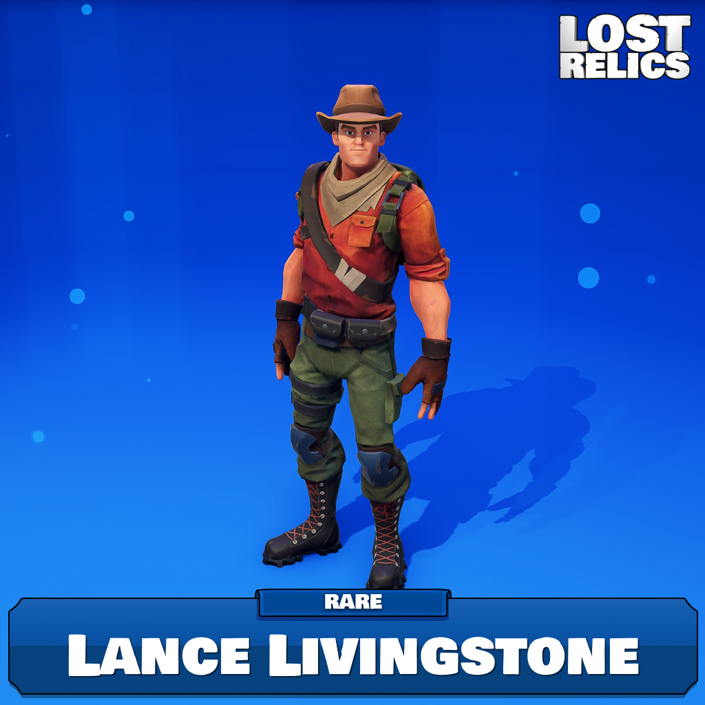 Lance Livingstone Image