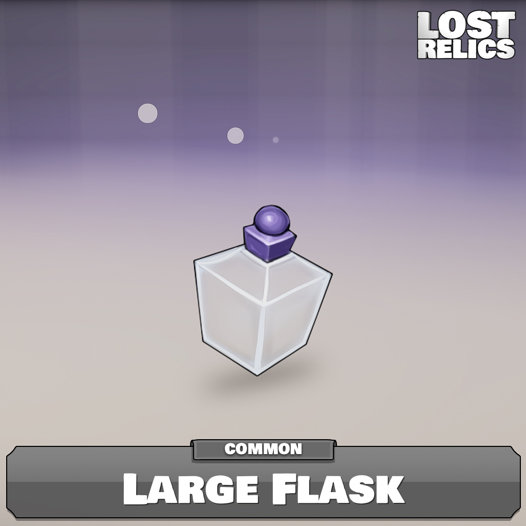 Large Flask Image