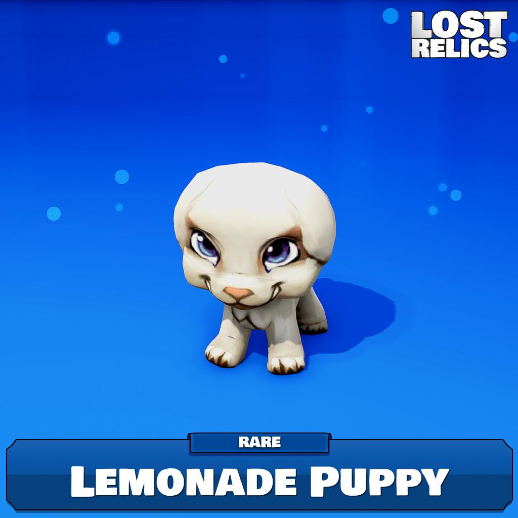 Lemonade Puppy Image