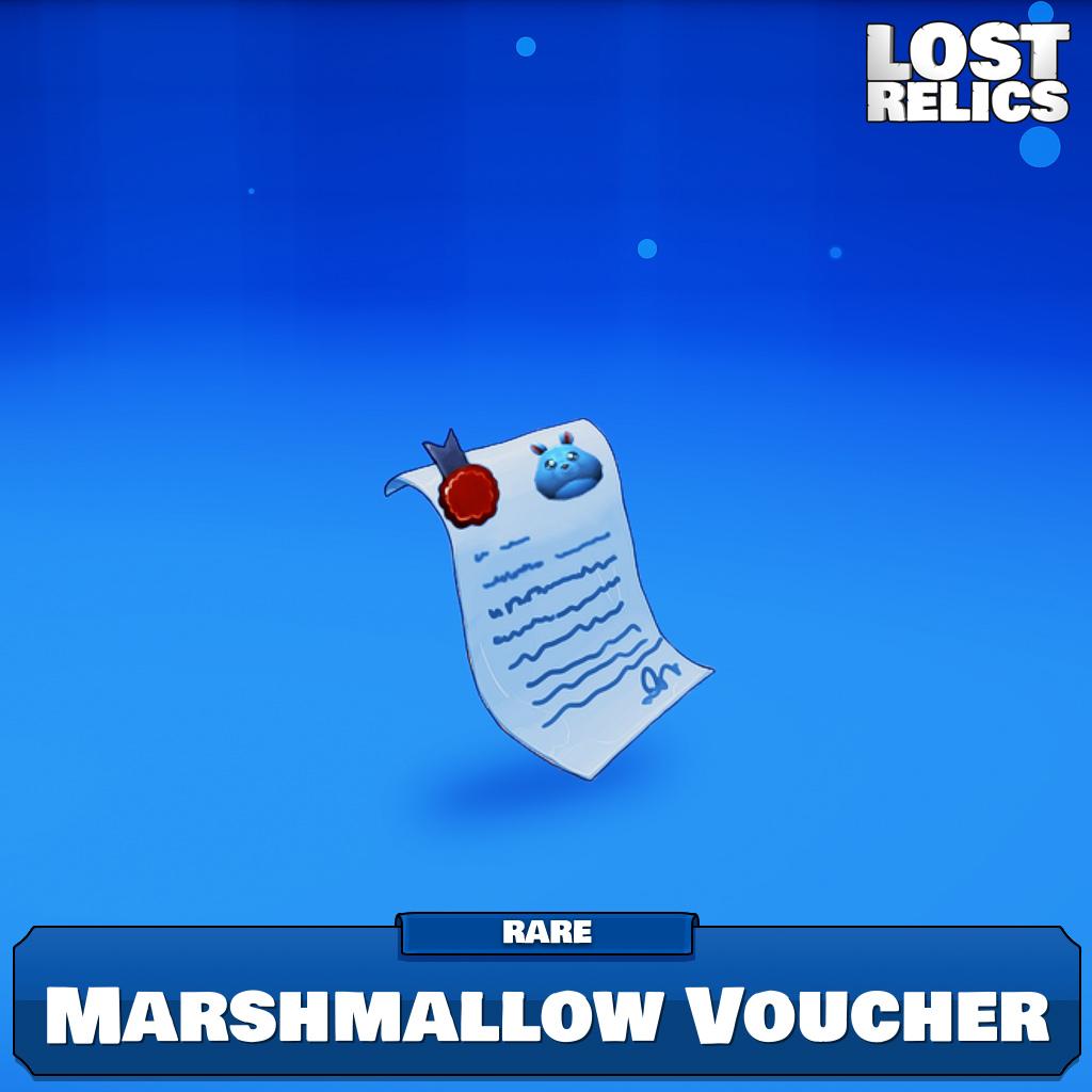 Marshmallow Voucher Image