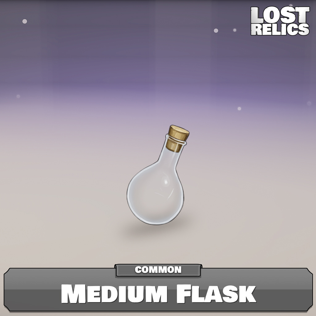 Medium Flask Image
