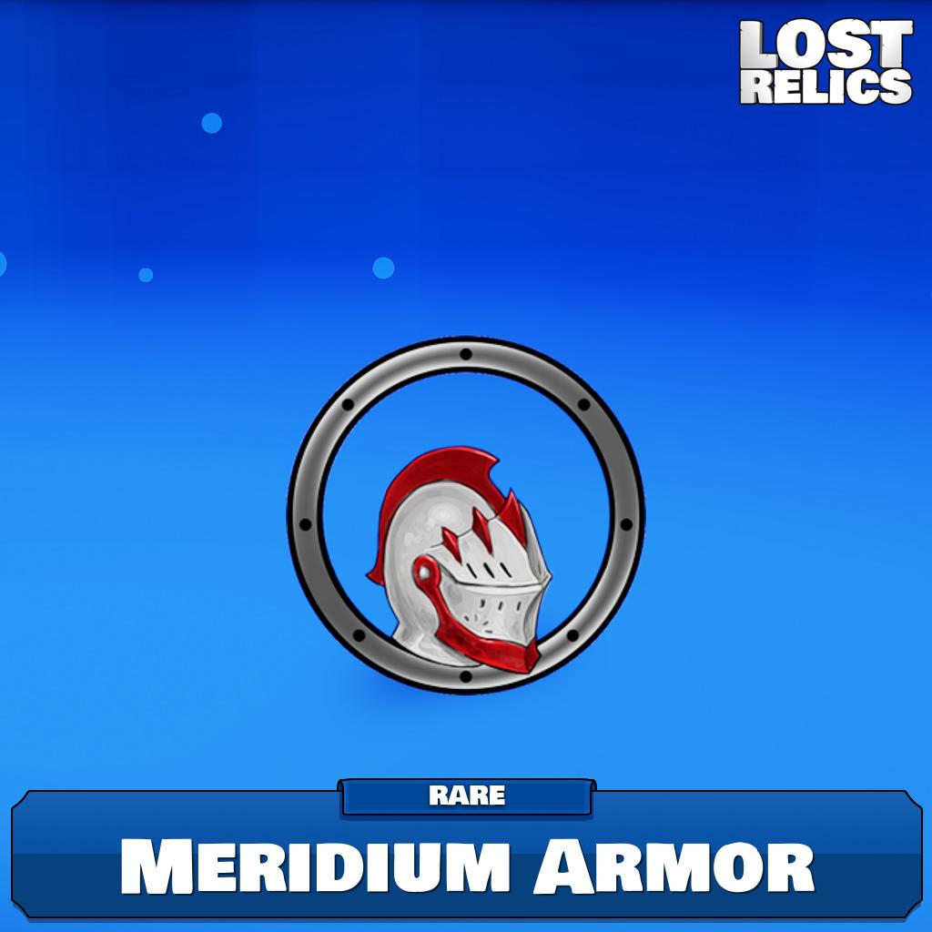 Meridium Armor Image