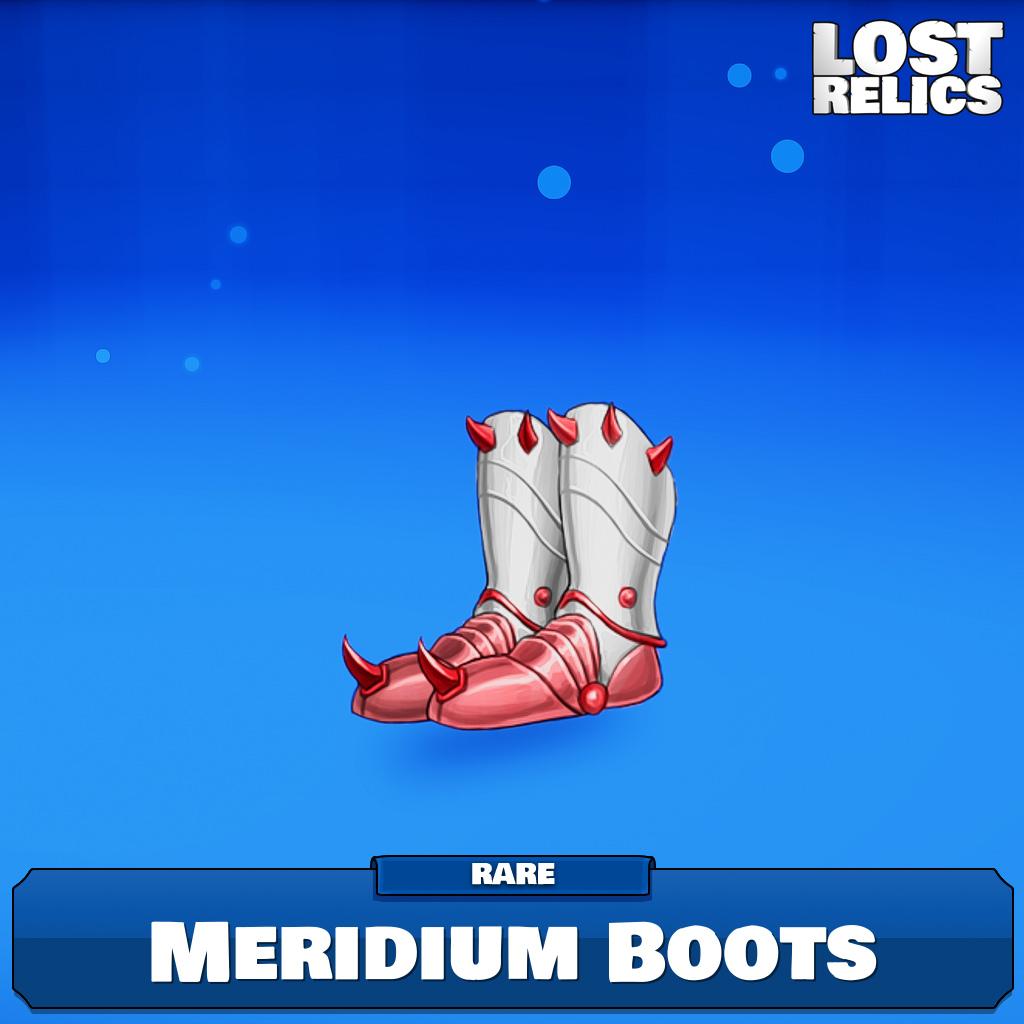 Meridium Boots