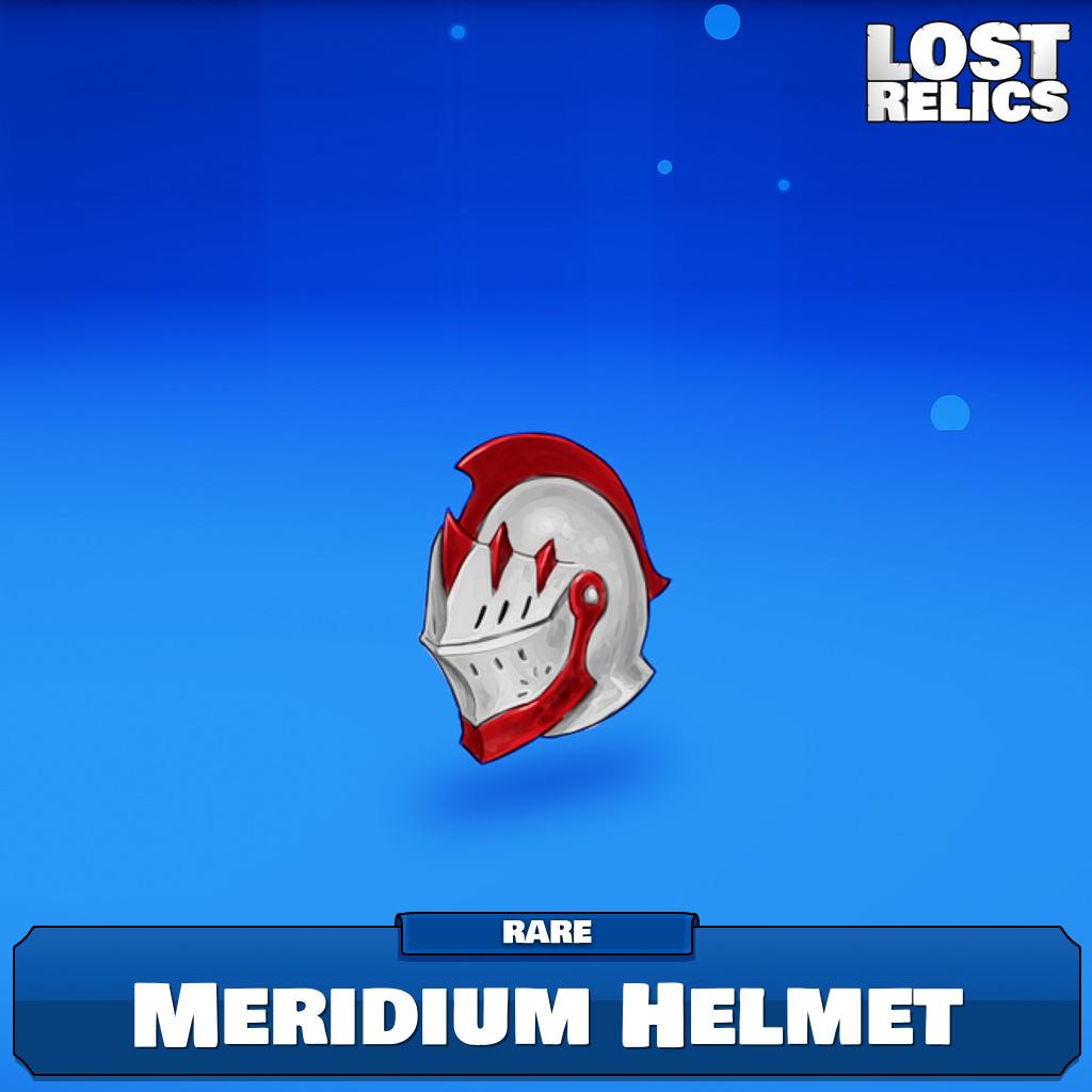 Meridium Helmet Image