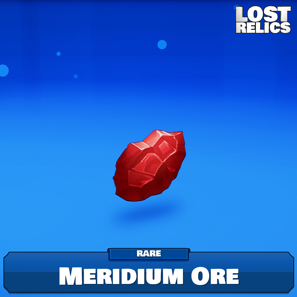Meridium Ore Image
