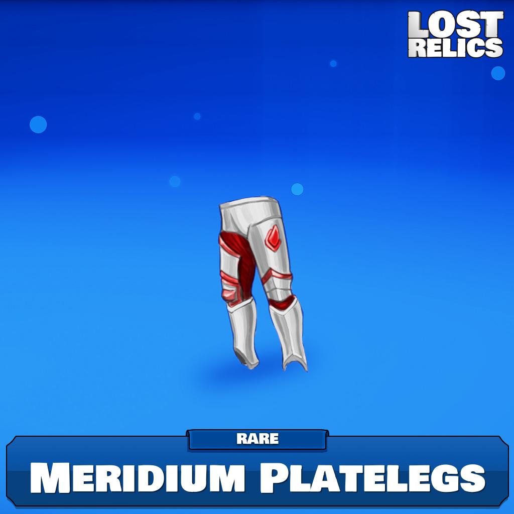 Meridium Platelegs Image