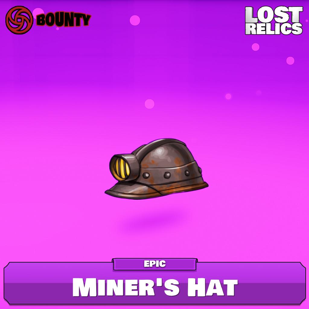 Miner's Hat Image